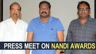 Director Gunasekhar and Producer Nallamalupu Bujji about Nandi Awards Press Meet LIVE | TFPC - TFPC