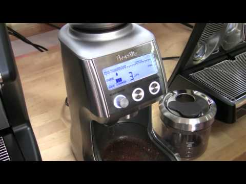 Crew Review Breville Smart Grinder Redux