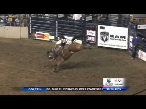 Rodeo Americano NWSS 2015