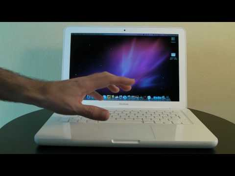 Apple MacBook 2.4GHz White Unibody Mid 2010 Review