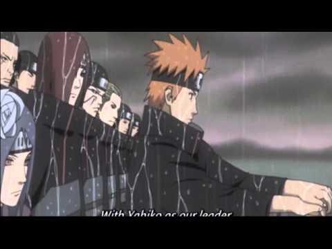 Yahiko (Naruto / Pain) AMV