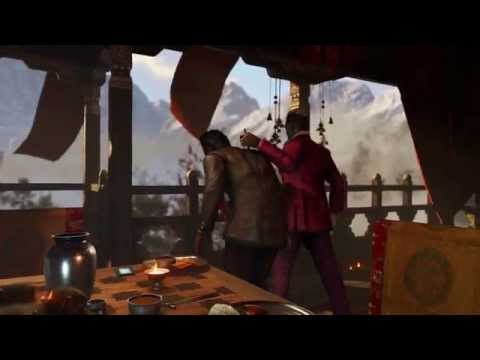 Far Cry 4 PS4 Gameplay Walkthrough Prologue (HD) 1080p