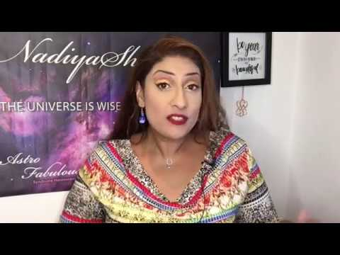 Aries March 2017 Astrology Horoscope by Nadiya Shah