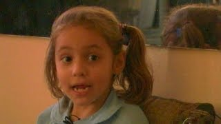 6-year-old girl hopes to overcome obstacles at home, one day become a judge (2007) l Hidden America - ABCNEWS