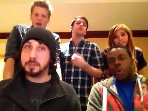 &quot;Moves Like Jagger&quot; - Pentatonix (Maroon 5 Cover)