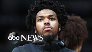 Milwaukee Bucks rookie Sterling Brown tased by police - ABCNEWS