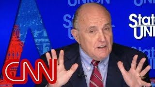 Giuliani: So what if Cohen spoke to Trump about testimony - CNN