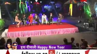 Zee Media exclusive chat with 'Happy New Year' cast- Part II - ZEENEWS