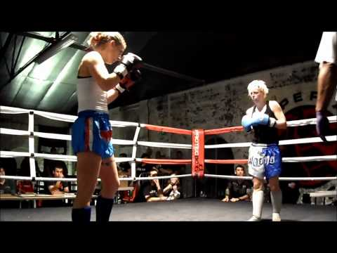 Kerin Law Thai Boxing Bristol