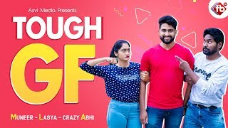 Tough Girlfriend | Tough GirlFriend Short Film | Latest Telugu Short Films | FB TV | Asvi Media - YOUTUBE