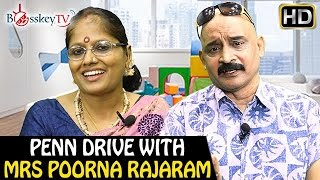 Importance of a play school explained by Mrs Poorna Rajaram | Penn Drive | Bosskey TV