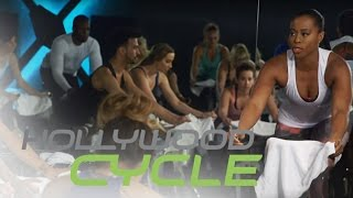Get a Glimpse Inside Nichelle's Intense Spin Classes   Hollywood Cycle   E! - EENTERTAINMENT