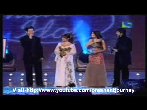 Prashant Indian Idol Finale 2