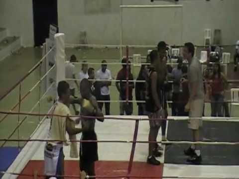 CTI - Indaiatuba - Mauro Cromado - Combat Fight (2/2)
