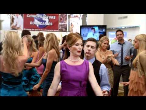 ¡Menudo baile! Suburgatory (Fuera de lugar) en Cosmopolitan Televisión