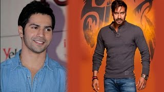 Varun Dhawan spotted watching 'Singham Returns' movie - SPOTTED