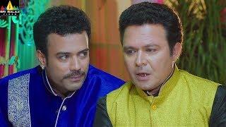 Salim Pheku and Aziz Naser Comedy Scenes Back to Back | Dawat E Shaadi Hyderabadi Comedy - SRIBALAJIMOVIES