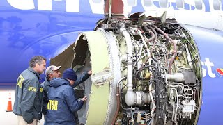 NTSB update on Southwest flight engine explosion - WASHINGTONPOST