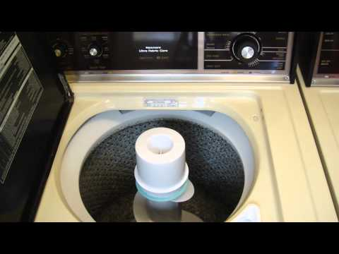 1986 Sears Kenmore Heavy Duty Washing Machine