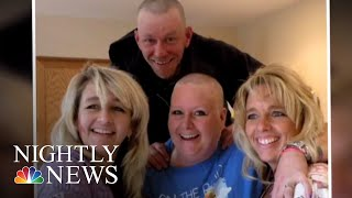 Utah Bus Driver Braids Hair Of 11-Year-Old Girl Who Lost Mother To Illness | NBC Nightly News - NBCNEWS