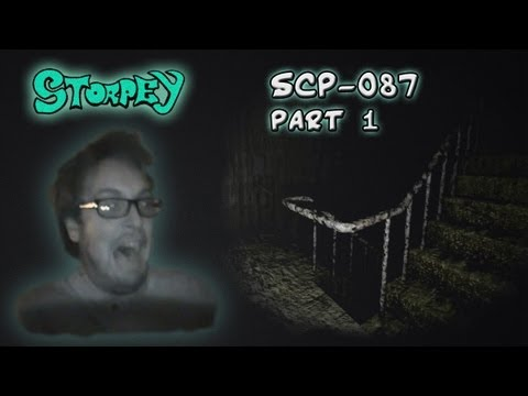Steve Plays SCP-087 (Part 1 of 2)