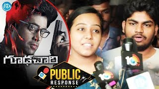 Goodachari Movie Public Response || Adivi Sesh || Sobhita Dhulipala || iDream Media - IDREAMMOVIES