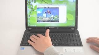 Обзор ноутбука Packard Bell EasyNote TE11HC