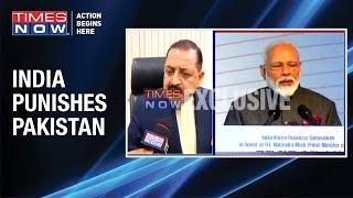 PM Modi stops Indus water in Pakistan - TIMESNOWONLINE