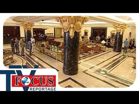 Der Palast am Roten Platz | Moskaus teuerstes Hotel entsteht | Teil 2 - Focus TV Reportage