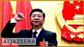 🇨🇳 Xi Jinping elected for second term after a unanimous vote | Al Jazeera English - ALJAZEERAENGLISH