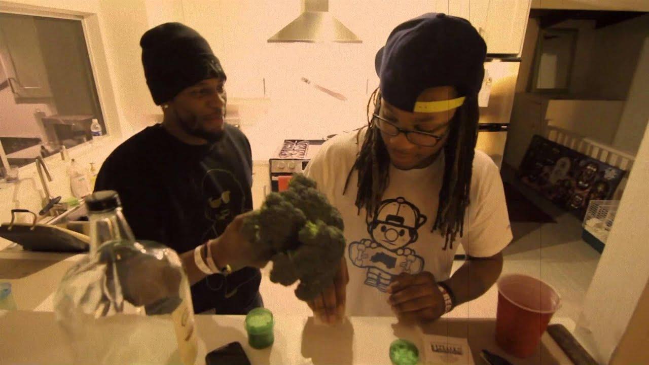 YMTK ft. Mann - Smoke Somethin (Music Video)