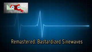 Royalty Free Remastered: Bastardized Sinewaves:Remastered: Bastardized Sinewaves