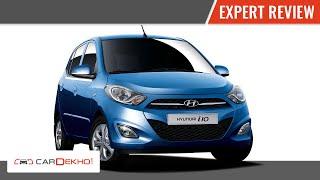 Hyundai i10 Petrol Road Test | CarDekho.com