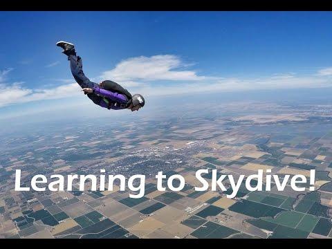 AFF Skydiving Levels 1-7