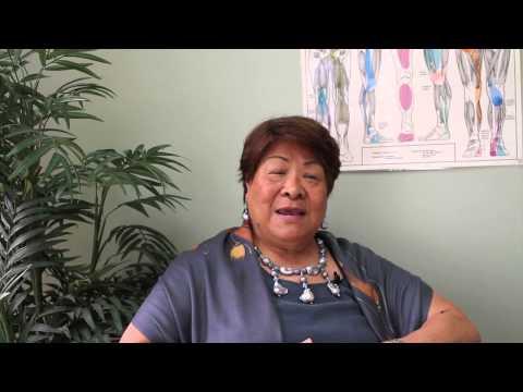 Colon Therapist Natalie Davis on tapeworm