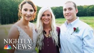 Bride Calls Off Wedding, Gives Her Wedding Venue To Complete Stranger | NBC Nightly News - NBCNEWS