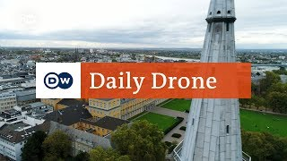 #DailyDrone: The Electoral Palace in Bonn | DW English - DEUTSCHEWELLEENGLISH