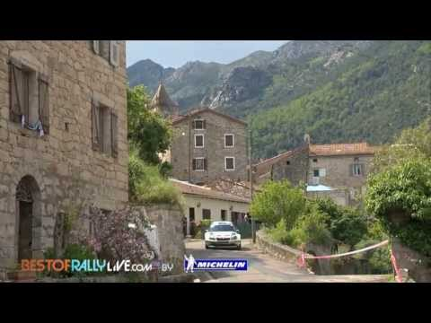 The race - 2013 ERC Tour de Corse - Best-of-RallyLive.com
