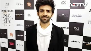 Kartik Aaryan's Fitness Tips - NDTV