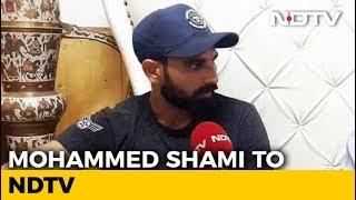 Match-Fixing Allegations A Plan To Tarnish My Character: Shami Tells NDTV - NDTV