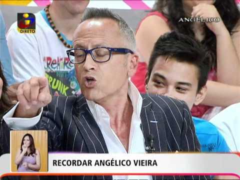 Você na TV: «Bailarina» na voz de Edmundo e TT