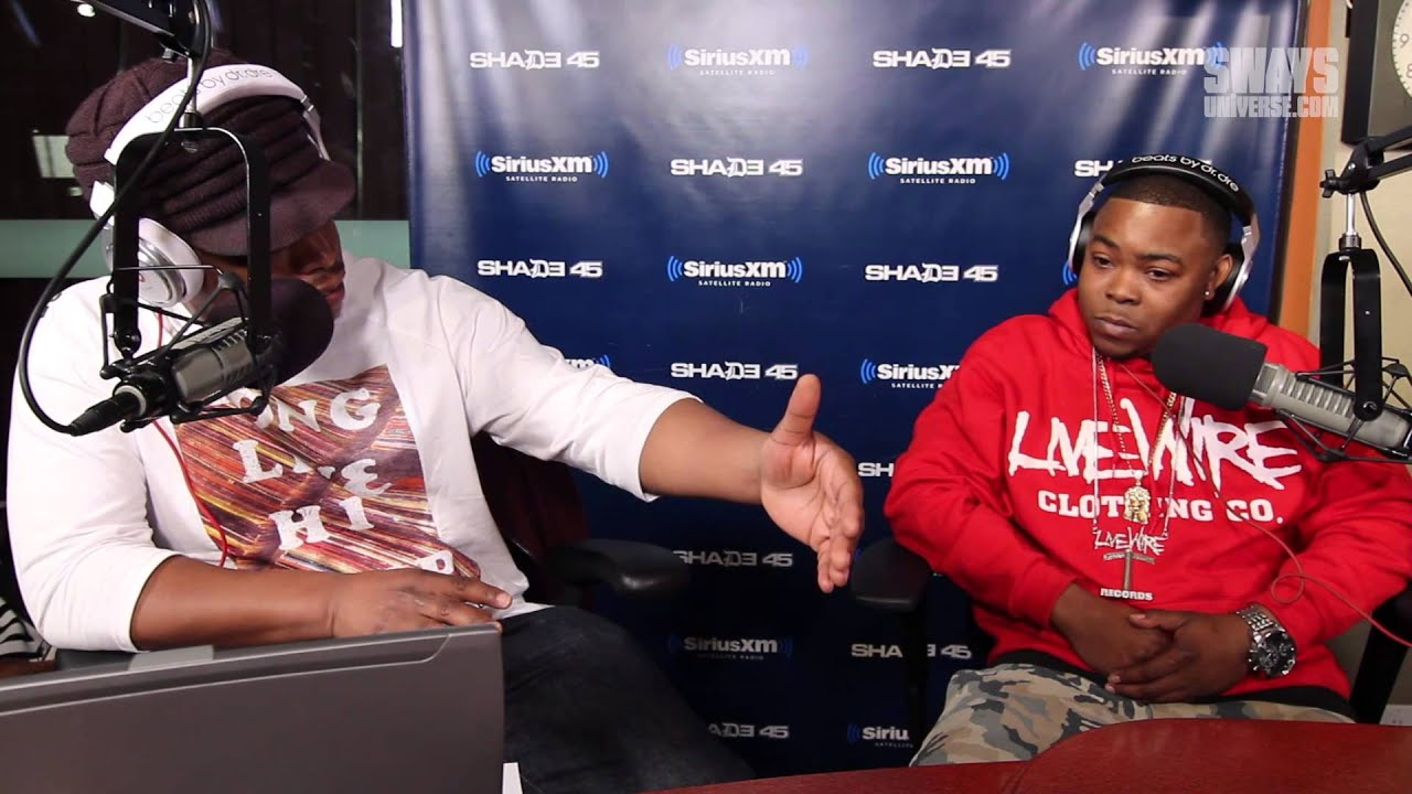 J. Stalin on Sway In The Morning (Video)