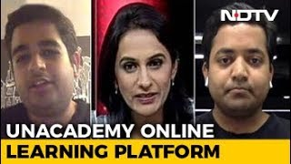 Learning, The 'Unacademy' Way - NDTV