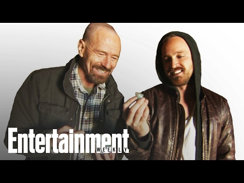 Bryan Cranston Reveal's What's In The Breaking Bad Meth
