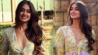 Gorgeous Ileana D Cruz At Pagalpanti Movie Promotions - TFPC