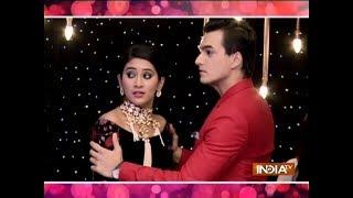 Ada Khan joins Ye Rishta Kya Kehlata Hai - INDIATV