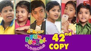 Fun Bucket JUNIORS | Episode 42nd | Kids Funny Videos | Comedy Web Series | By Sai Teja  - TeluguOne - TELUGUONE
