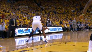 Ty Lawson Behind The Back Pass To Faried