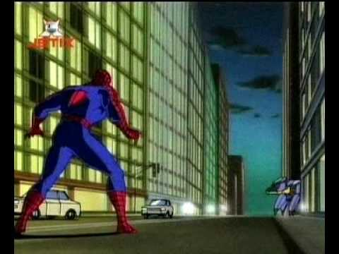 """Spiderman Odcinek 3 """"Powrót Pająków Morderców (1/2)"""