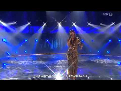 MGP 2012 - Lisa Stokke - With Love HD LIVE